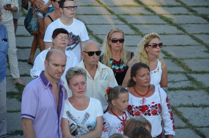 В Мариуполе киевские артисты поддержали жителей на концерте (ФОТО+ВИДЕО), фото-41