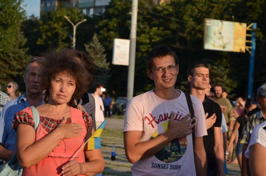 В Мариуполе киевские артисты поддержали жителей на концерте (ФОТО+ВИДЕО), фото-29