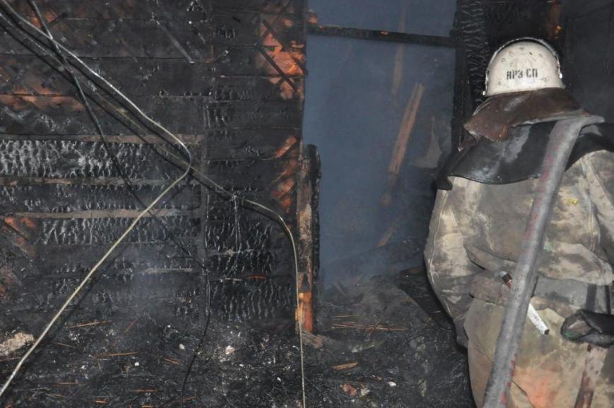 Спасатели опубликовали фото горящей «Запорожской сечи» (ФОТО) (фото) - фото 6