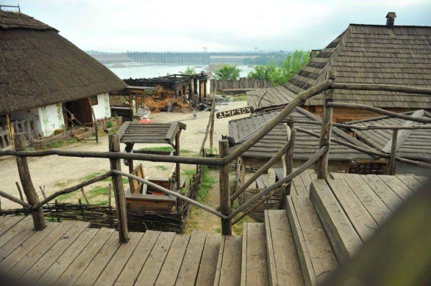 Спасатели опубликовали фото горящей «Запорожской сечи» (ФОТО) (фото) - фото 8