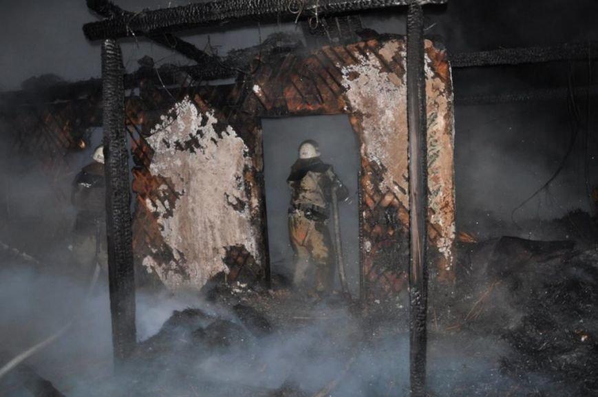 Спасатели опубликовали фото горящей «Запорожской сечи» (ФОТО) (фото) - фото 5