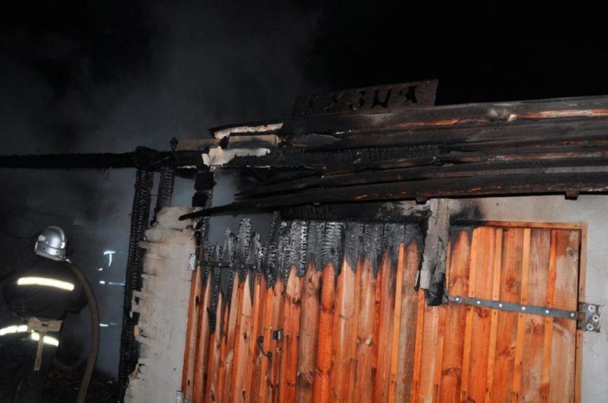 Спасатели опубликовали фото горящей «Запорожской сечи» (ФОТО) (фото) - фото 2