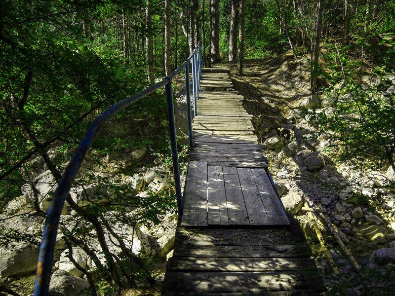 Боткинская тропа - одна из визитных карточек Ялты (фото) - фото 1