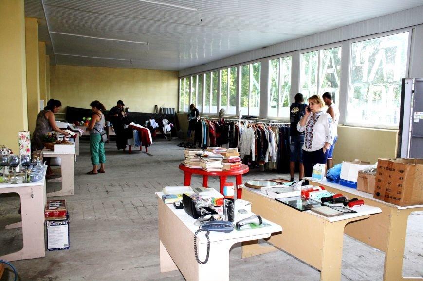 Гаражний розпродаж в Конотопі розпочався(Фото), фото-3