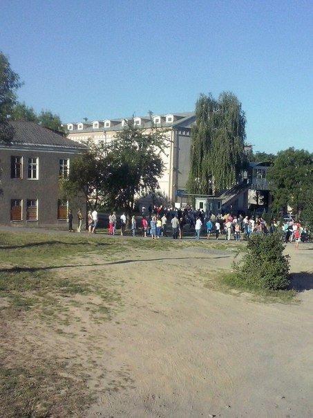 Неделя в Гродно: свадьбы, возвращения, странные фотографии и любовь к родному городу (фото) - фото 21