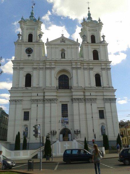 Неделя в Гродно: свадьбы, возвращения, странные фотографии и любовь к родному городу (фото) - фото 4