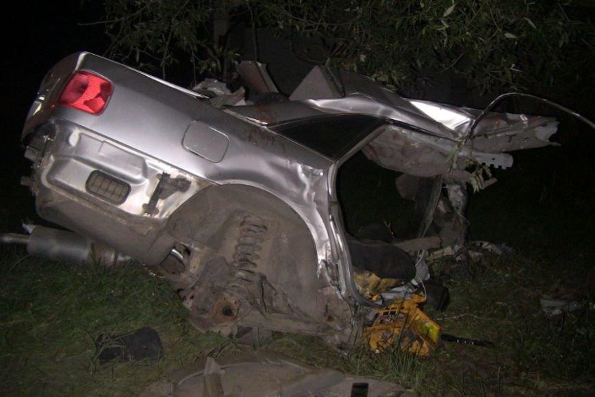 Четыре человека погибли в ночном ДТП под Белгородом (фото) - фото 1