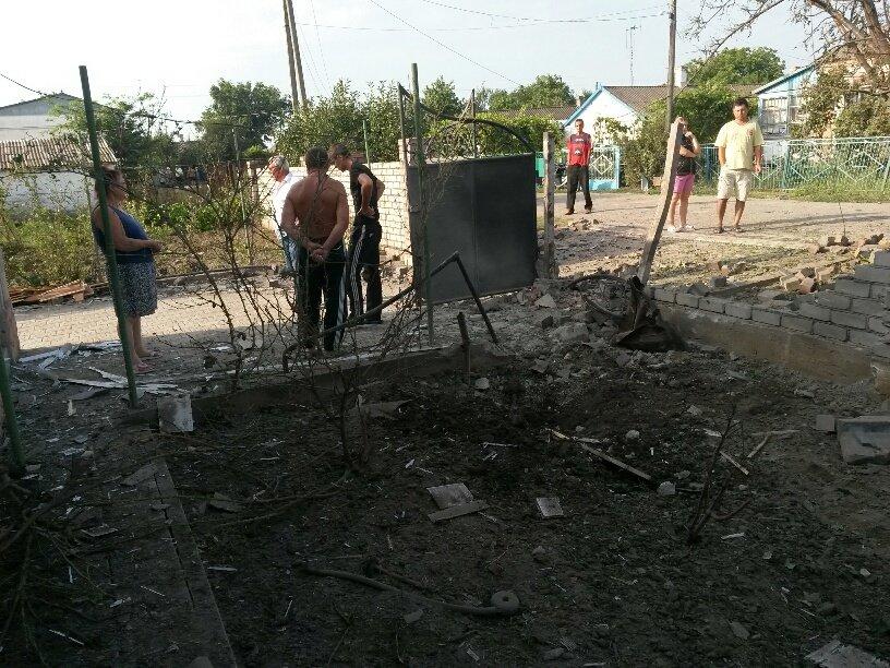 Обстрел Сартаны был произведен из подконтрольных террористам Саханки и Коминтерново, — командование сектора М (ФОТО), фото-6