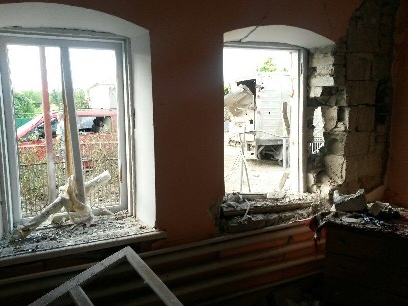 Обстрел Сартаны был произведен из подконтрольных террористам Саханки и Коминтерново, — командование сектора М (ФОТО), фото-18