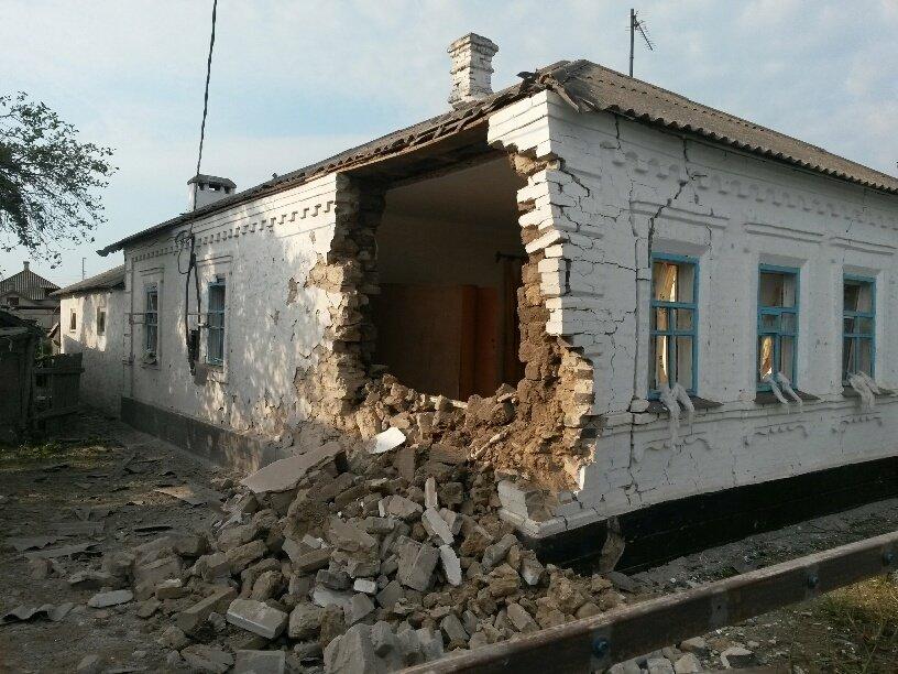Обстрел Сартаны был произведен из подконтрольных террористам Саханки и Коминтерново, — командование сектора М (ФОТО), фото-10