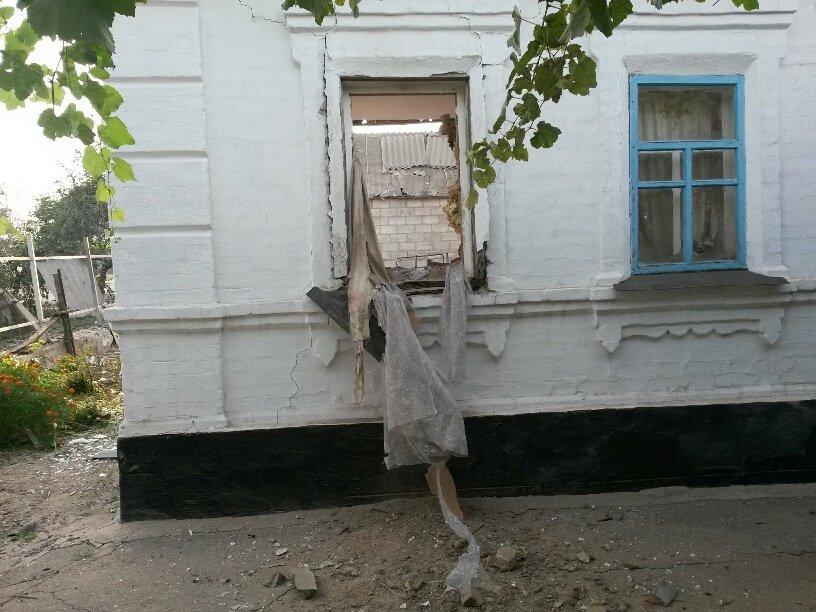 Обстрел Сартаны был произведен из подконтрольных террористам Саханки и Коминтерново, — командование сектора М (ФОТО), фото-8