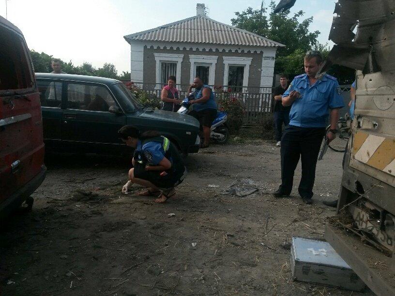 Обстрел Сартаны был произведен из подконтрольных террористам Саханки и Коминтерново, — командование сектора М (ФОТО), фото-14