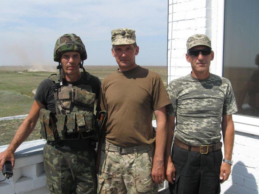 На полигоне Николаевщины батальоны теробороны прошли боевое слаживание (ФОТО) (фото) - фото 4