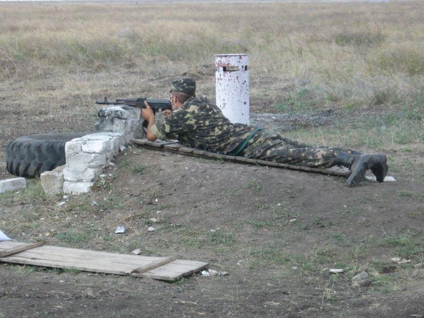 На полигоне Николаевщины батальоны теробороны прошли боевое слаживание (ФОТО) (фото) - фото 2