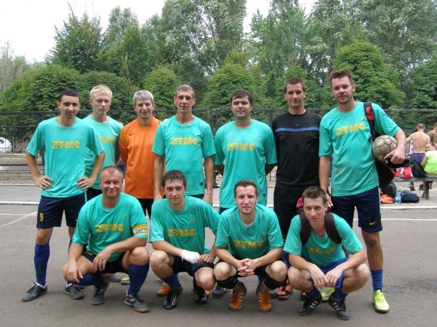 Запорожские журналисты сыграли в футбол с нацгвардейцами и чиновниками (ФОТОРЕПОРТАЖ) (фото) - фото 8