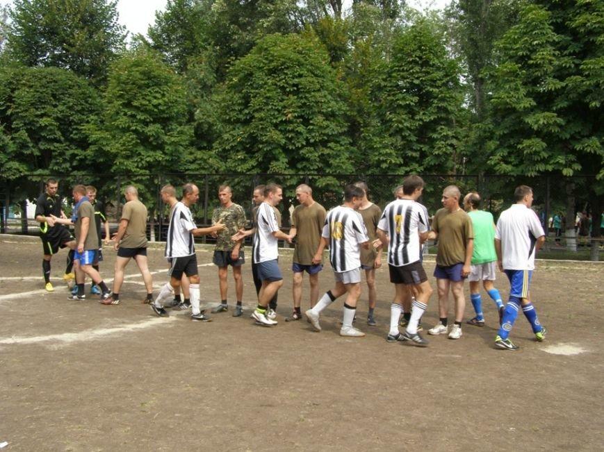 Запорожские журналисты сыграли в футбол с нацгвардейцами и чиновниками (ФОТОРЕПОРТАЖ) (фото) - фото 6