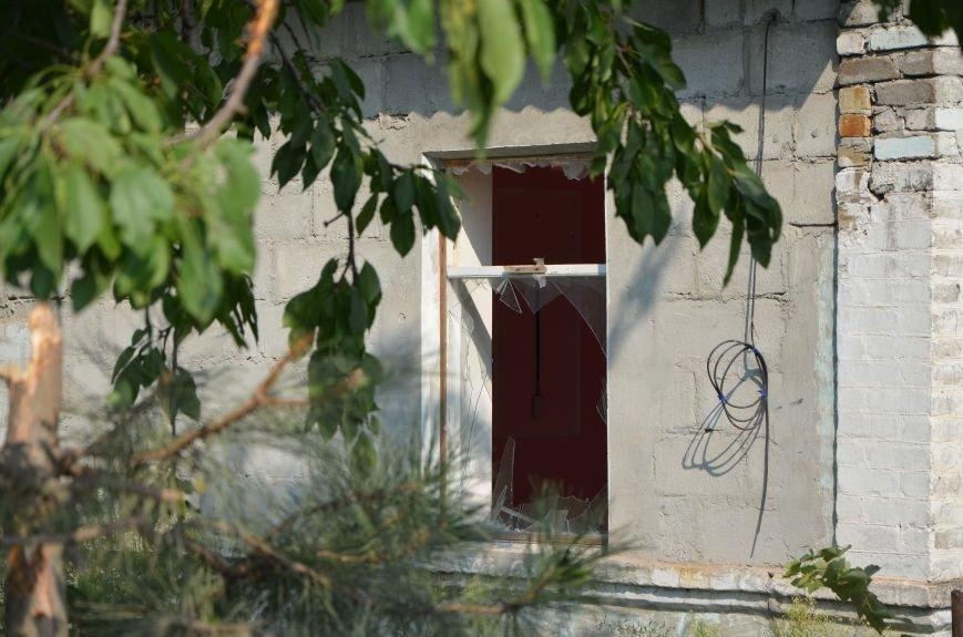 Сартана после обстрела: жители восстанавливают дома и ругают военных (ФОТО+ВИДЕО), фото-9