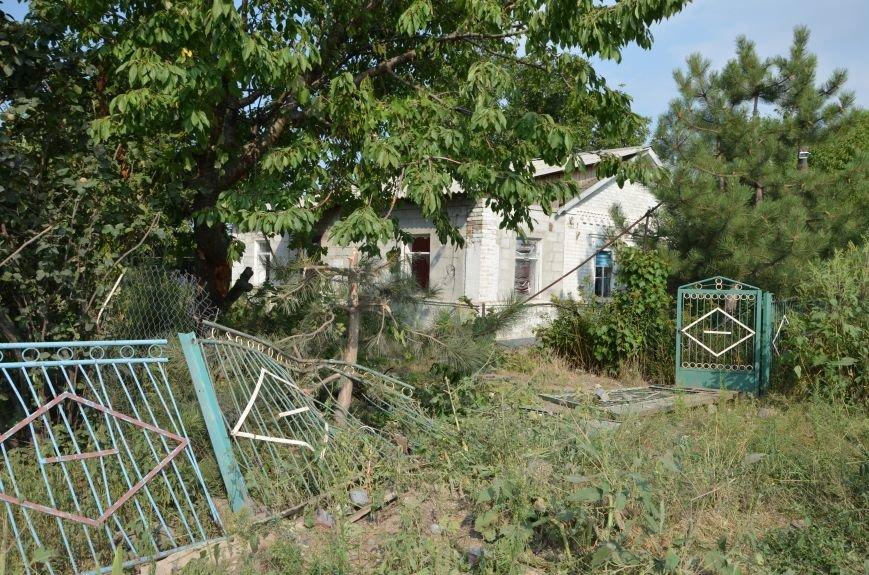 Сартана после обстрела: жители восстанавливают дома и ругают военных (ФОТО+ВИДЕО), фото-10