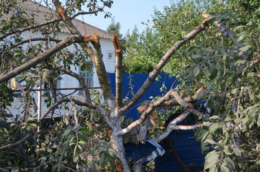 Сартана после обстрела: жители восстанавливают дома и ругают военных (ФОТО+ВИДЕО), фото-41