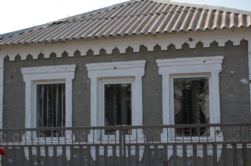 Сартана после обстрела: жители восстанавливают дома и ругают военных (ФОТО+ВИДЕО), фото-40
