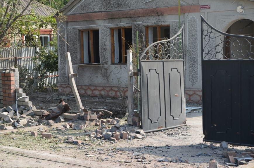 Сартана после обстрела: жители восстанавливают дома и ругают военных (ФОТО+ВИДЕО), фото-12
