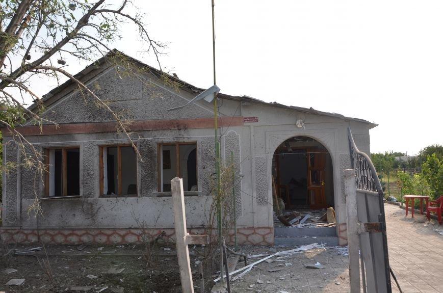 Сартана после обстрела: жители восстанавливают дома и ругают военных (ФОТО+ВИДЕО), фото-48