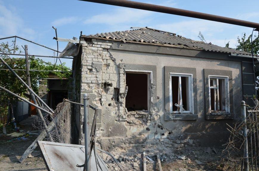 Сартана после обстрела: жители восстанавливают дома и ругают военных (ФОТО+ВИДЕО), фото-36