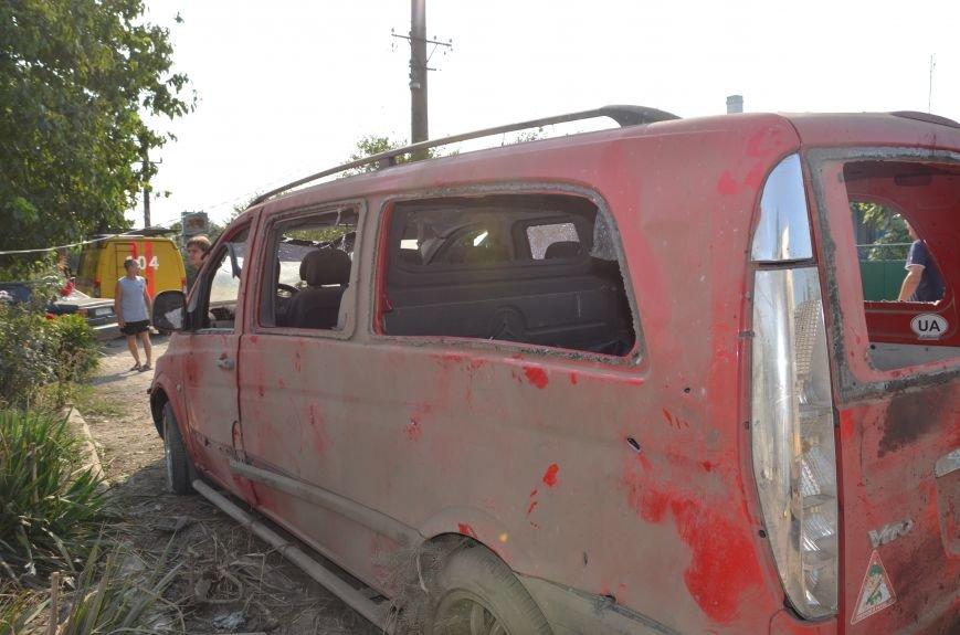 Сартана после обстрела: жители восстанавливают дома и ругают военных (ФОТО+ВИДЕО), фото-33
