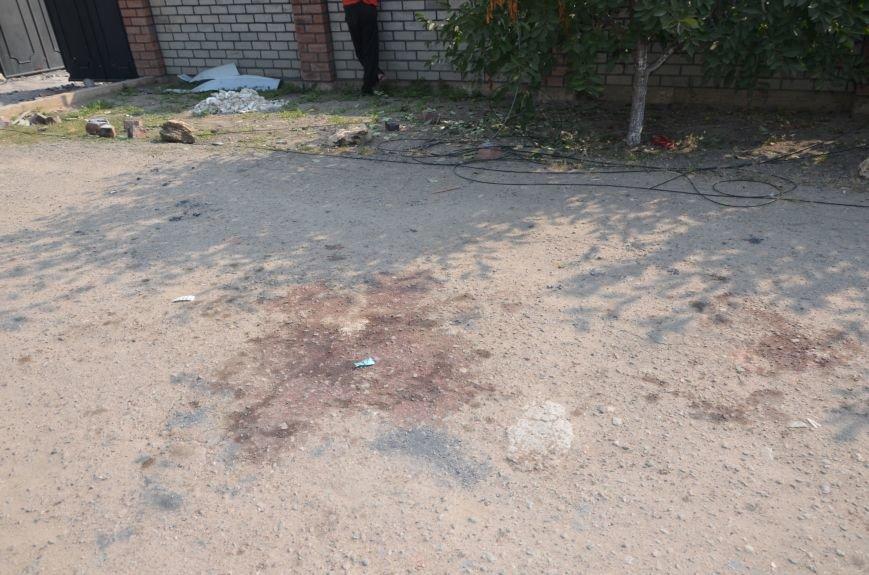 Сартана после обстрела: жители восстанавливают дома и ругают военных (ФОТО+ВИДЕО), фото-16