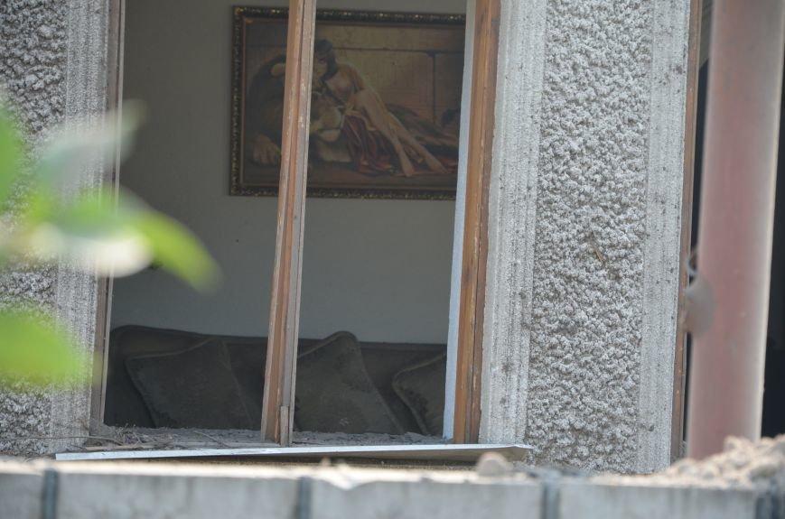 Сартана после обстрела: жители восстанавливают дома и ругают военных (ФОТО+ВИДЕО), фото-3