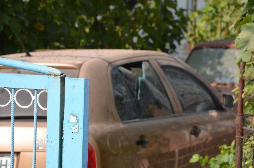 Сартана после обстрела: жители восстанавливают дома и ругают военных (ФОТО+ВИДЕО), фото-18