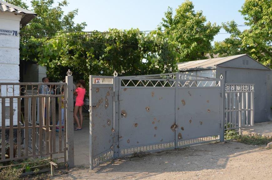 Сартана после обстрела: жители восстанавливают дома и ругают военных (ФОТО+ВИДЕО), фото-39