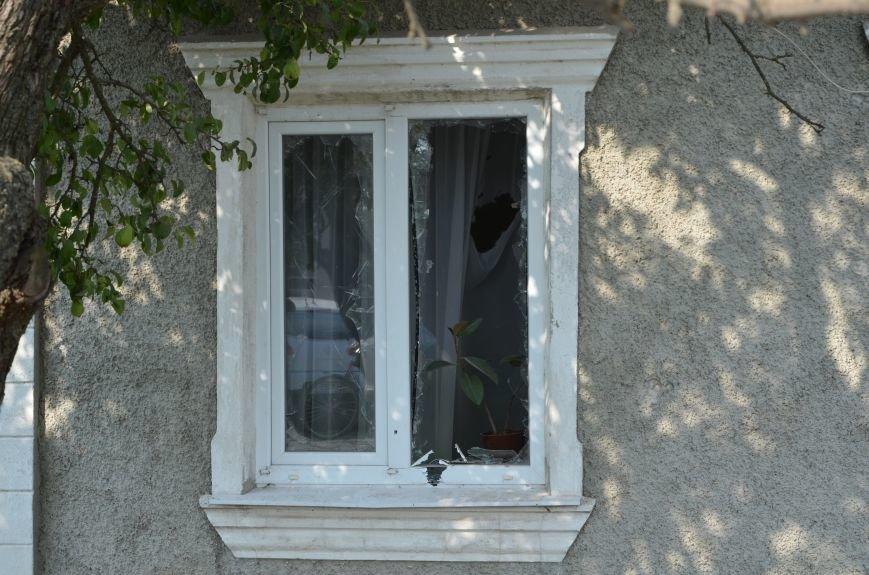 Сартана после обстрела: жители восстанавливают дома и ругают военных (ФОТО+ВИДЕО), фото-25