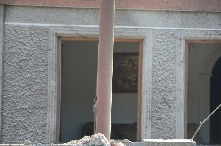 Сартана после обстрела: жители восстанавливают дома и ругают военных (ФОТО+ВИДЕО), фото-4