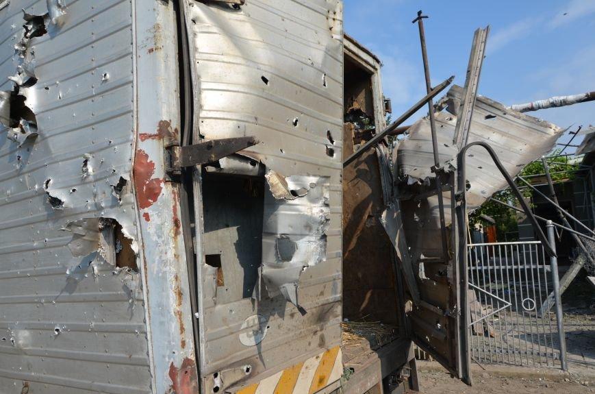 Сартана после обстрела: жители восстанавливают дома и ругают военных (ФОТО+ВИДЕО), фото-37