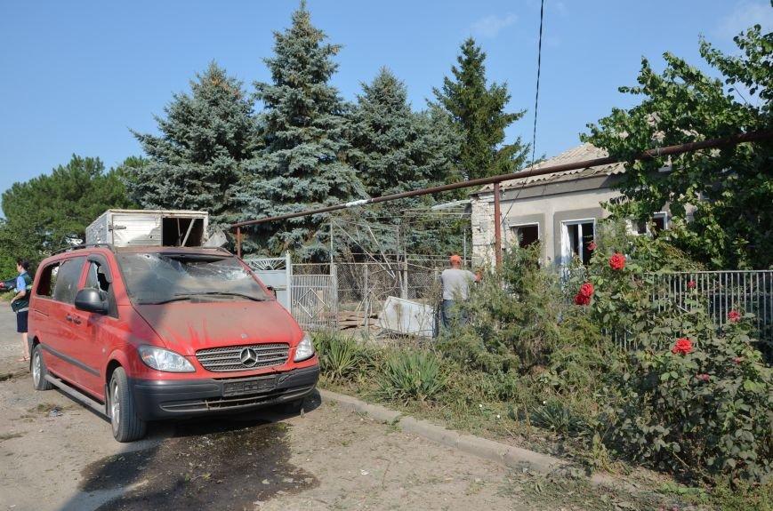 Сартана после обстрела: жители восстанавливают дома и ругают военных (ФОТО+ВИДЕО), фото-32
