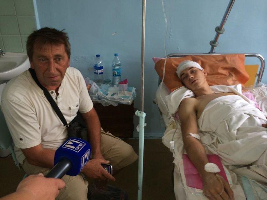 """Раненые в Сартане рассказали, как спасались от смерти, и задавали один вопрос: """"Почему  не пропускали «скорые»? (ФОТО), фото-3"""