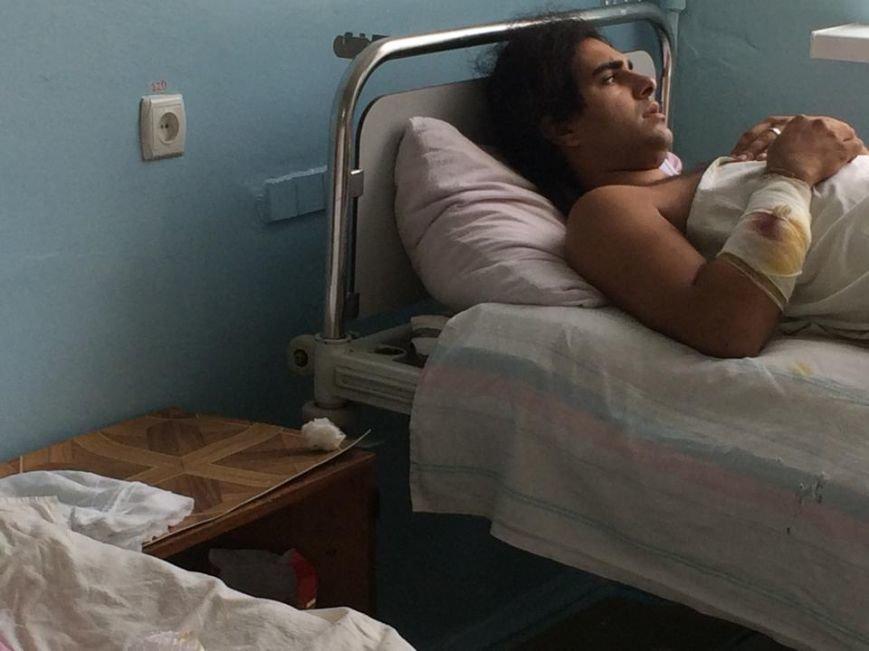 """Раненые в Сартане рассказали, как спасались от смерти, и задавали один вопрос: """"Почему  не пропускали «скорые»? (ФОТО), фото-4"""