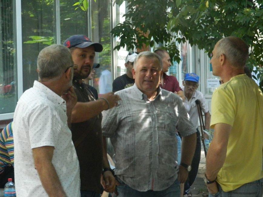 В Запорожье избирают меру пресечения лидеру «Силы нации» (ФОТО) (фото) - фото 7