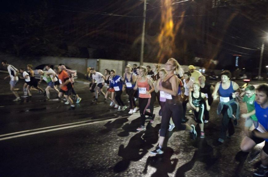 Ночной полумарафон в Днепропетровске: как это было (ФОТО) (фото) - фото 3