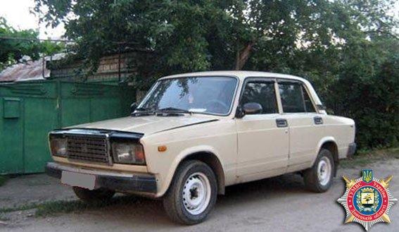 Славянские правоохранители за сутки вернули угнанный автомобиль (фото) - фото 1