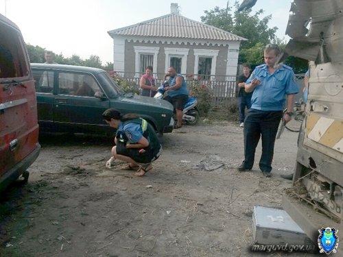 В Сартане милиция усилила патруль, чтобы пресечь факты мародерства (ФОТО), фото-2