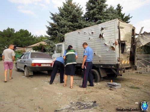 В Сартане милиция усилила патруль, чтобы пресечь факты мародерства (ФОТО), фото-5