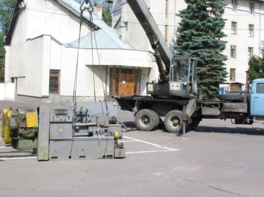 Львівський бронетанковий завод отримав нове обладнання (ФОТО) (фото) - фото 2