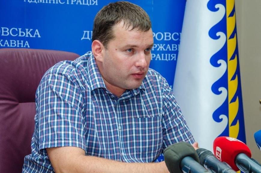 Валентин Резниченко увеличил нынешний план ремонта дорог Днепропетровщины вдвое (ФОТО), фото-1