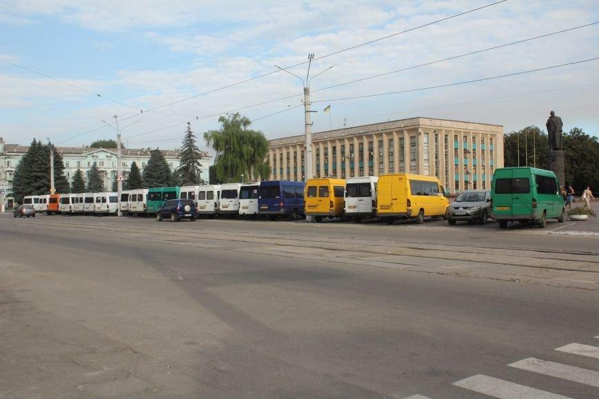 Что с 29-м маршрутом в Днепродзержинске (фото) - фото 4