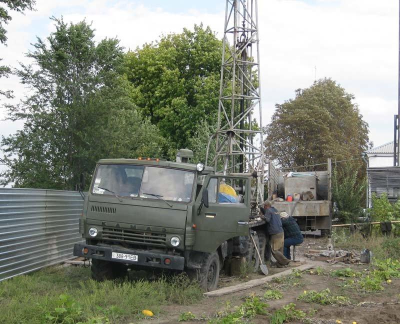 Бурение скважин на воду в Красноармейске и Димитрове (фото) - фото 3