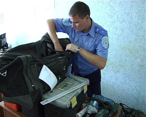 В Сумах задержаны воры, которые обчищали новостройки (ФОТО) (фото) - фото 1