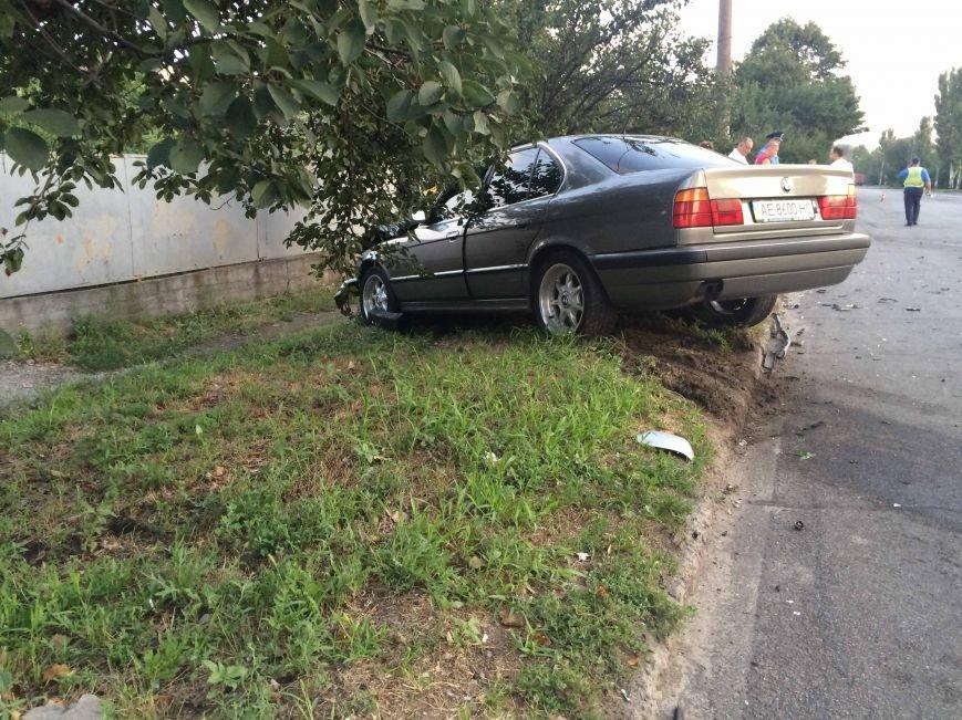 ДТП в Днепропетровске: столкнулись Mazda и BMW (ФОТО) (фото) - фото 6