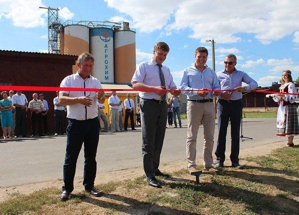 В Щучинском районе запустили электростанцию на солнечных батареях (фото) - фото 1